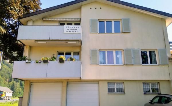 3 ½ -Zimmer-Wohnung in Näfels