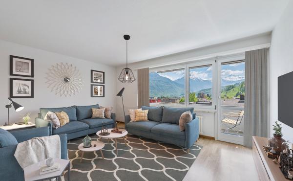 3½-Zimmer-Wohnung in Glarus